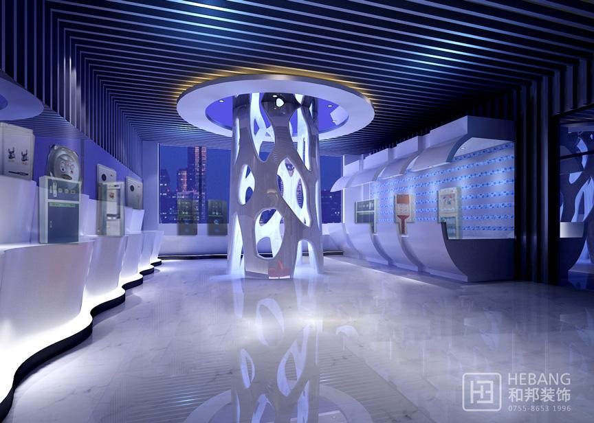 环保科技展厅