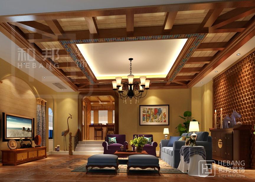 地中海风格别墅设计要点有哪些?